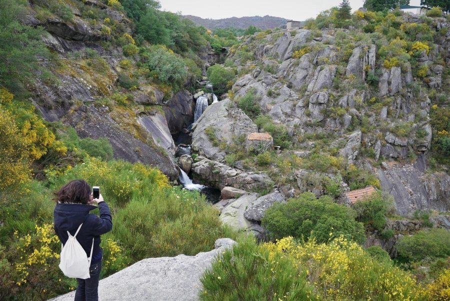 Cascadas do Laboreiro, qué hacer en Melgaço Portugal
