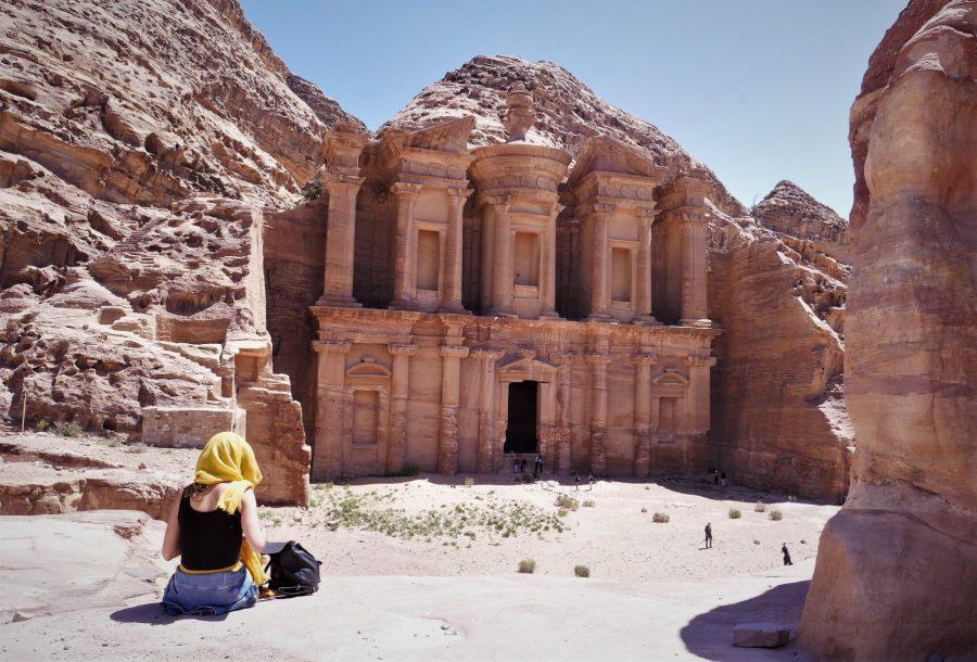 El Monasterio, visitar Petra en 2 días