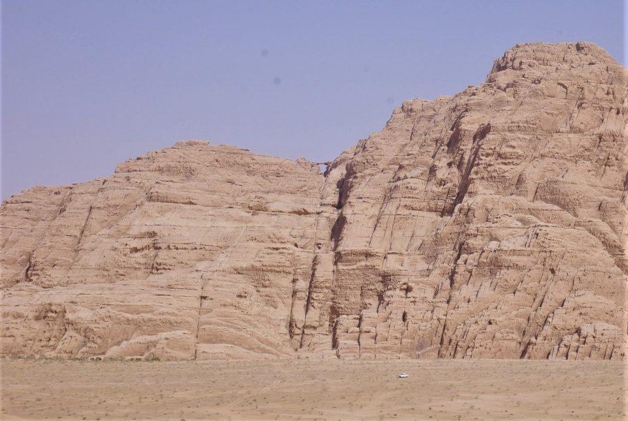 Gran Arco de Wadi Rum