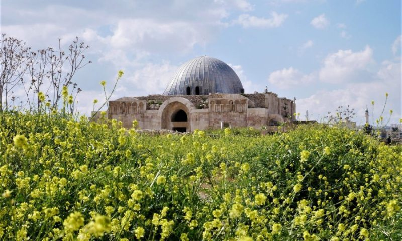 La Ciudadela, qué ver en Ammán en un día, Jordania