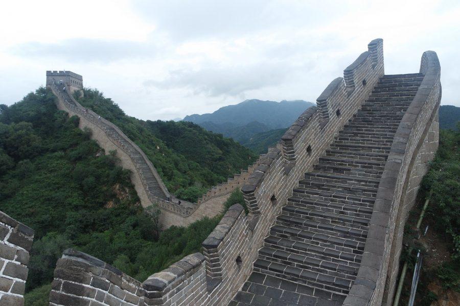 La Gran Muralla China, mejores destinos para viajar a Asia
