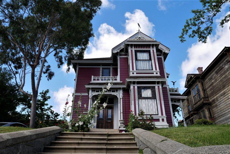 La casa de la serie Embrujadas en Los Ángeles
