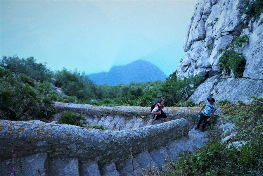 Mediterranean Steps, qué hacer en Gibraltar