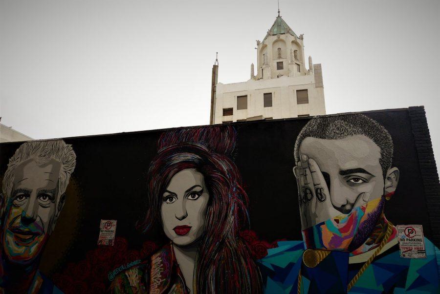 Murales de Hollywood, qué ver en Los Ángeles