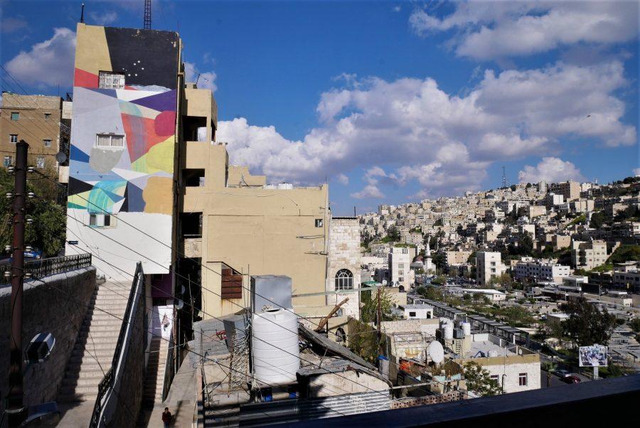 Street Art, qué ver en Ammán, Jordania