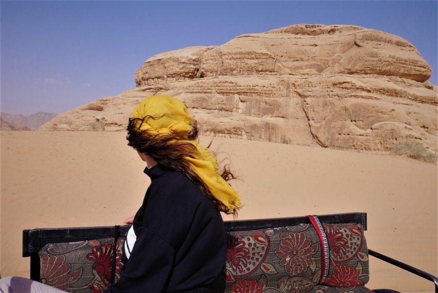Tour en jeep por el desierto de Wadi Rum en Jordania