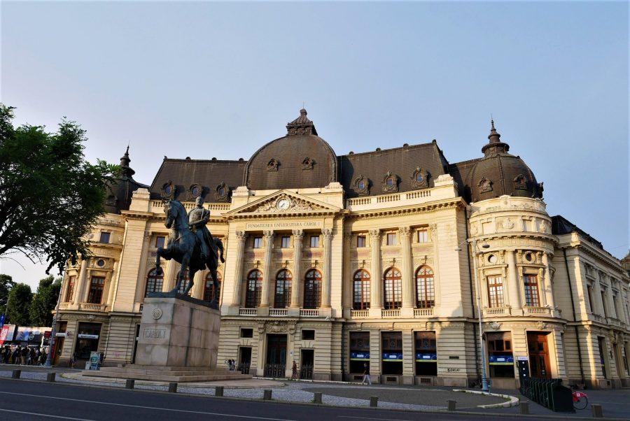 Estatua ecuestre de Carol I de Rumanía
