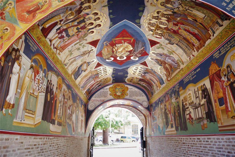 Frescos murales