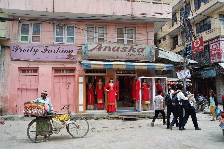La destartalada Katmandú, ruta de 20 días por Nepal