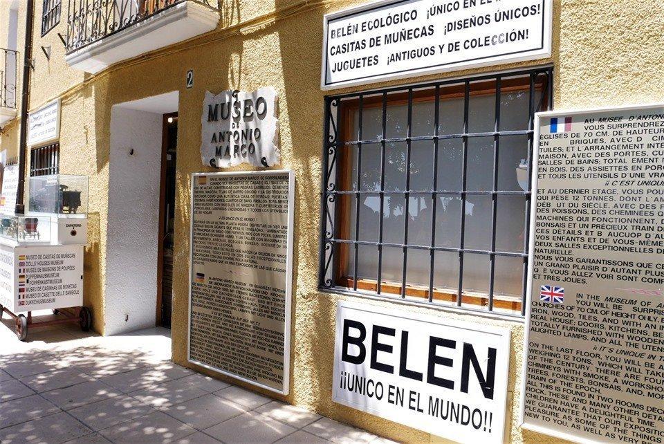 Museo de Belenes y Casas de Muñecas de Guadalest