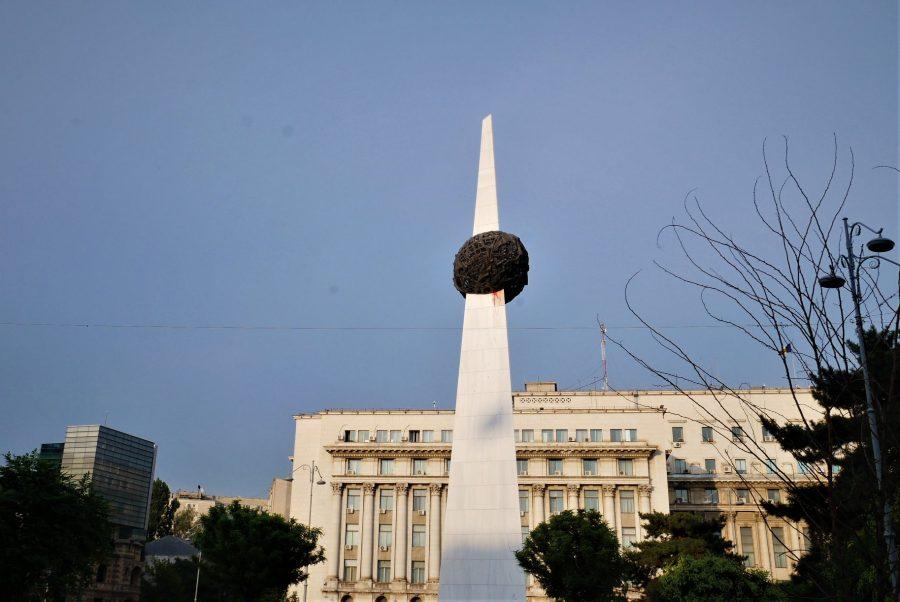 Plaza de la Revolución, qué ver en Bucarest