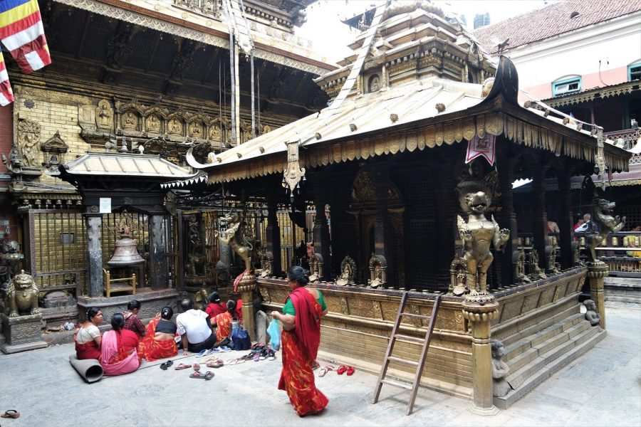Templo Dorado de Patan, ruta de 20 días por Nepal