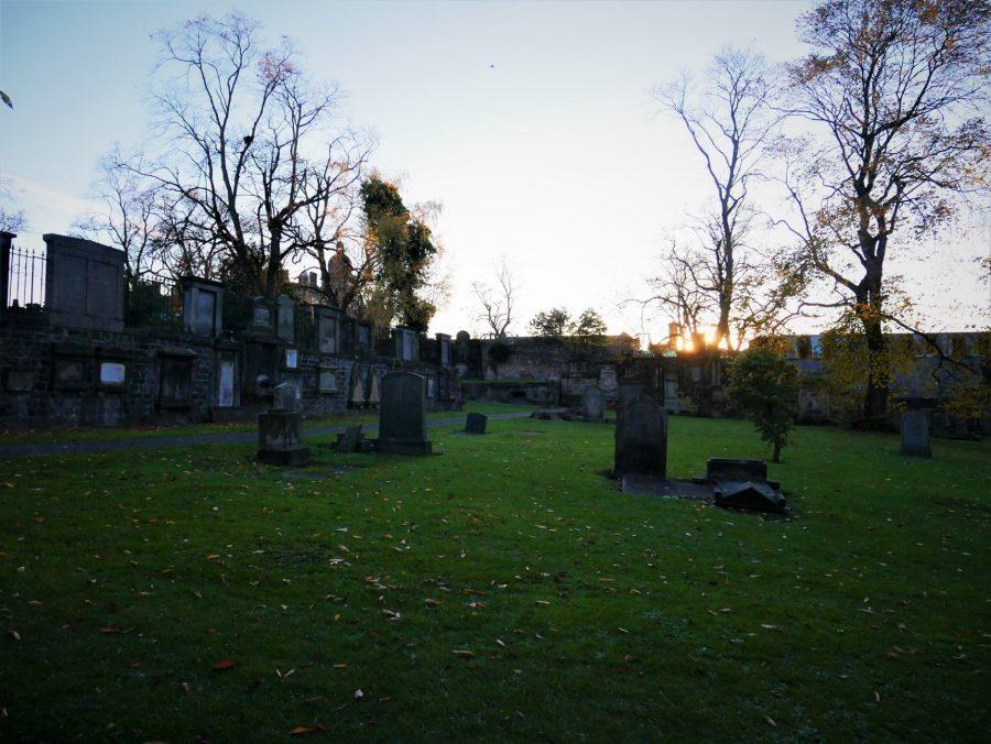 Cementerio de Greyfriars, 10 lugares que visitar en Escocia