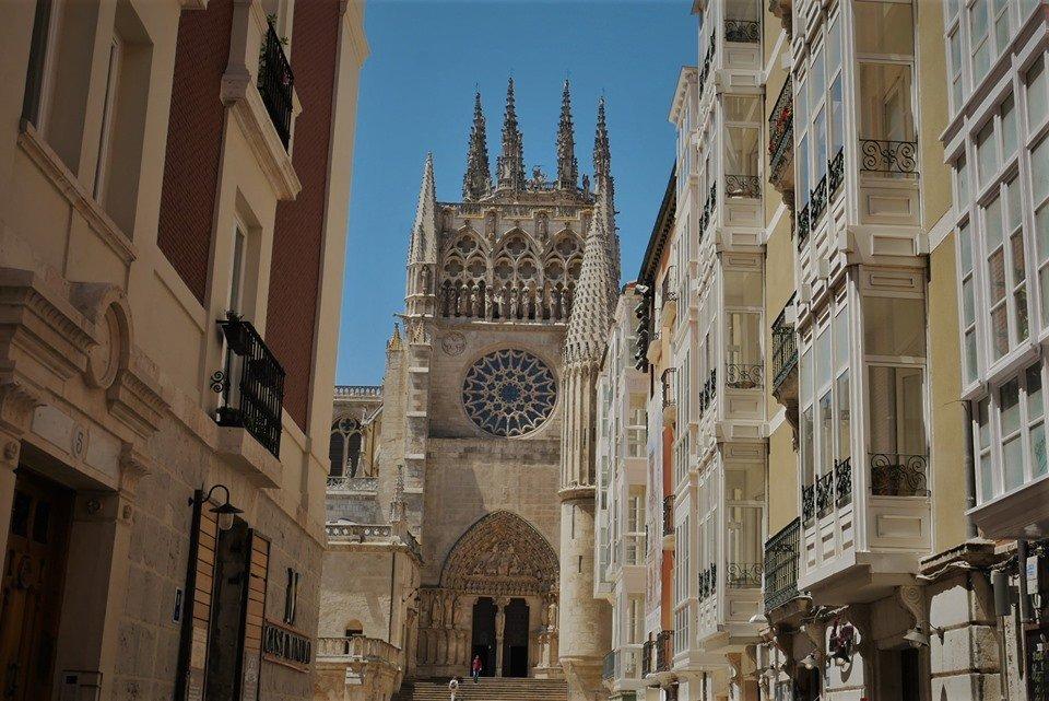 Centro histórico de Burgos