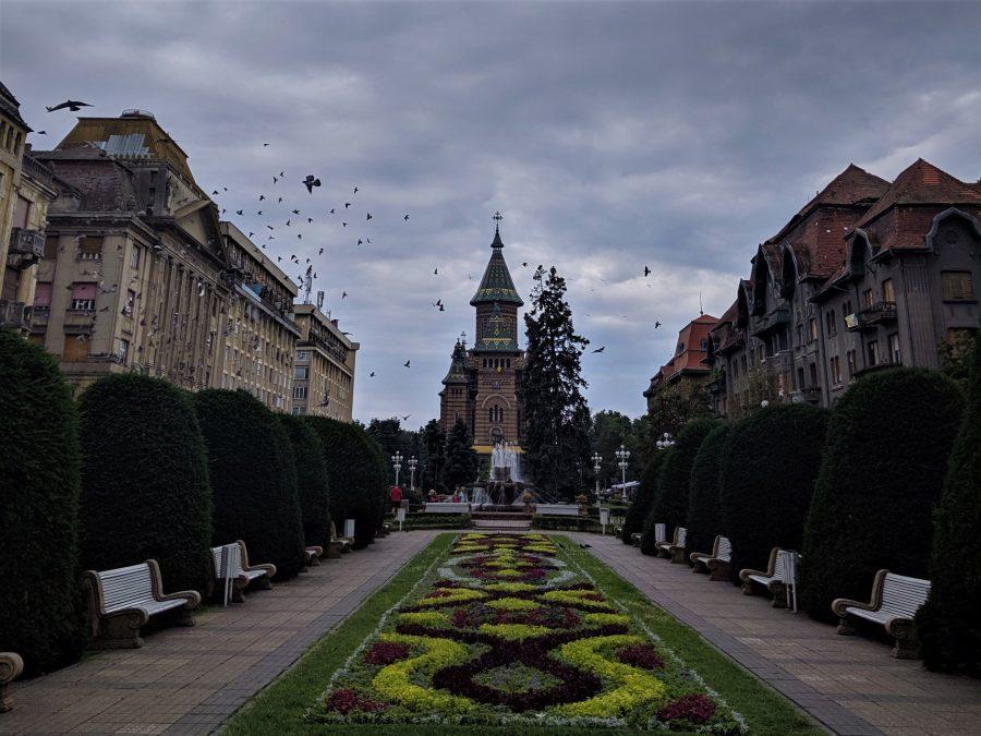 Plaza de la Victoria, qué ver en Timisoara