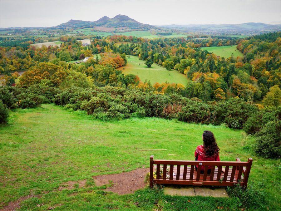 Scott´s View, 10 lugares que visitar en Escocia