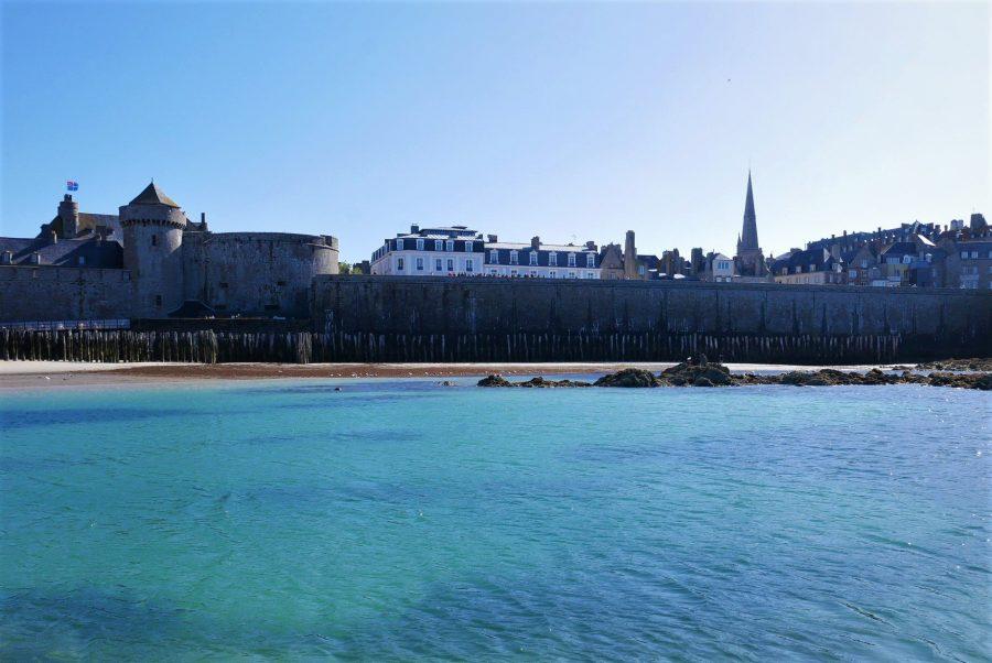Bajamar, Saint-Malo