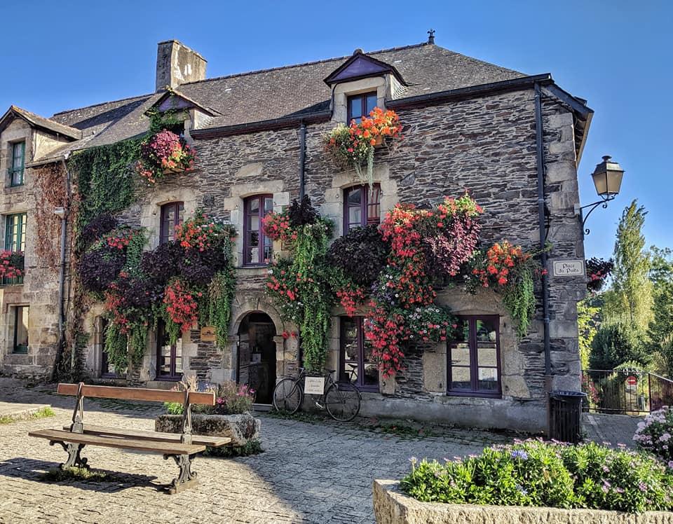 Rochefort-en-Terre, pueblos de la Bretaña francesa