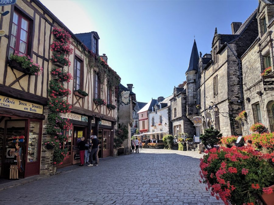 Calle principal de Rochefort