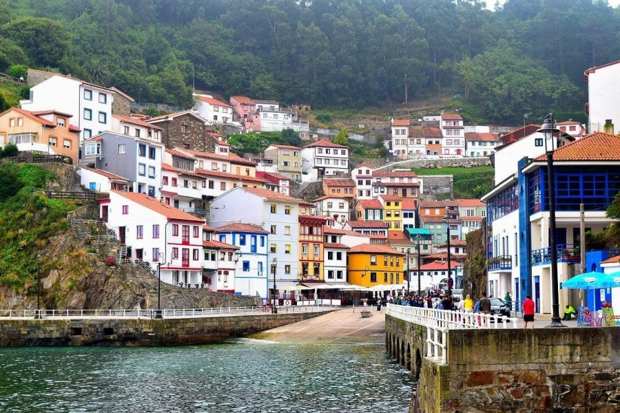 Cudillero, de los pueblos más bonitos de Asturias