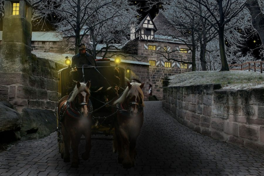 Invierno en Transilvania