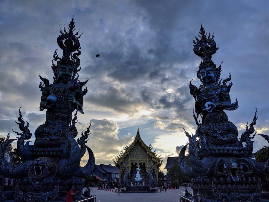 Templo Azul de Chiang Rai