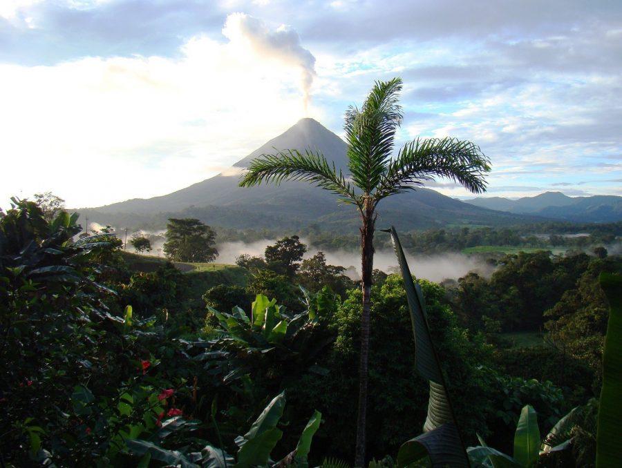 Volcán Arenal, qué ver en Costa Rica