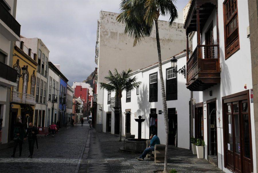 Calle Real, Santa Cruz de La Palma