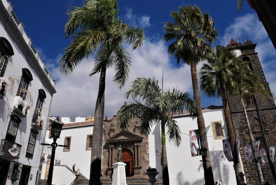Iglesia Matriz de Santa Cruz de La Palma