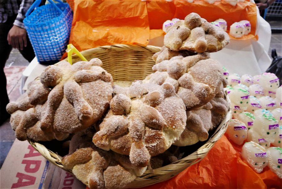 Pan de Muerto, dulce típico del Día de los Muertos en México