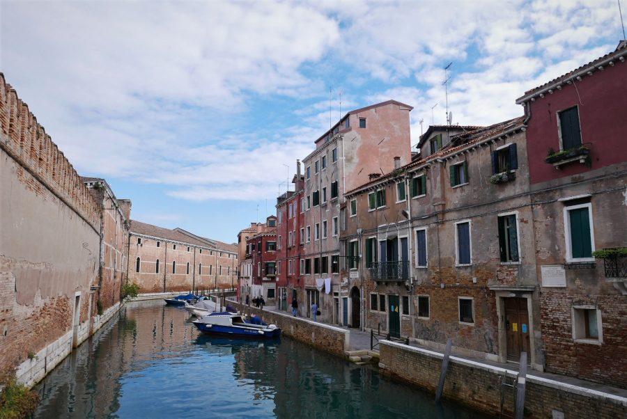 Rincones más solitarios de Venecia