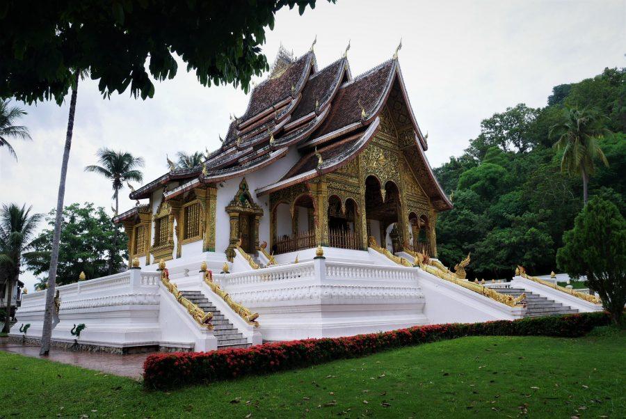 Templos de Luang Prabang, Palacio Real