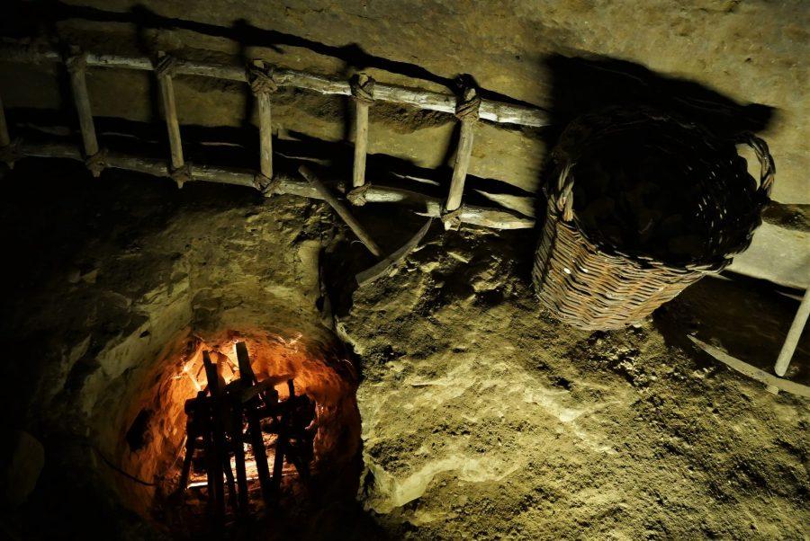 Uso de las cuevas de Ojo Guareña