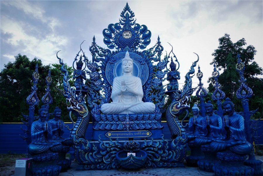 El Templo Azul, ruta de 15 días por Tailandia