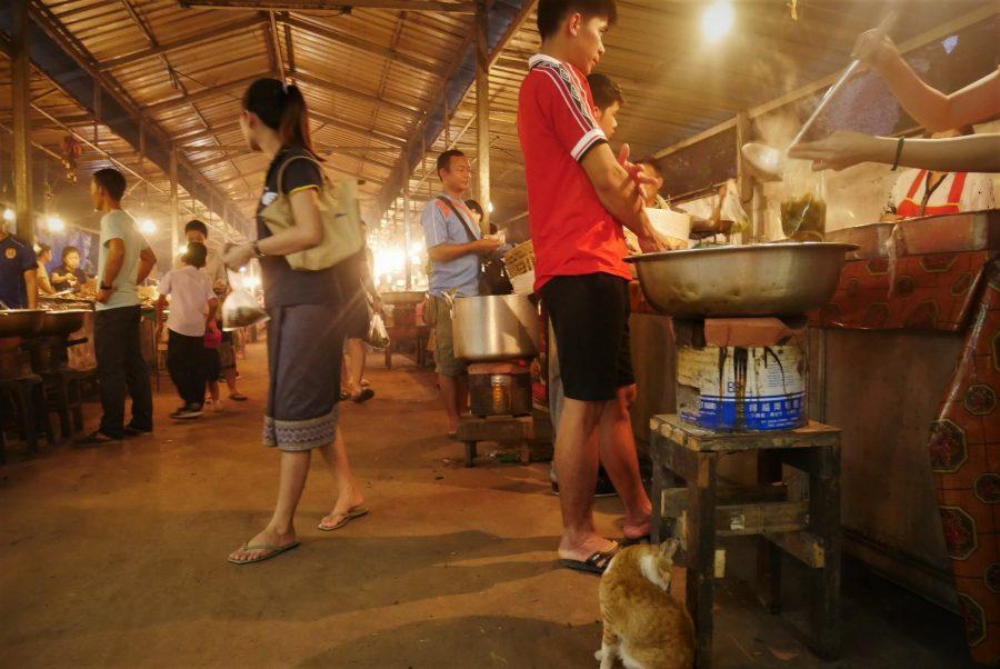 Mercados de Vientiane