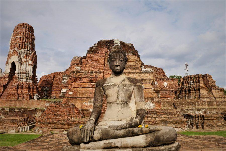 Parque Histórico de Ayutthaya, ruta de 15 días por Tailandia