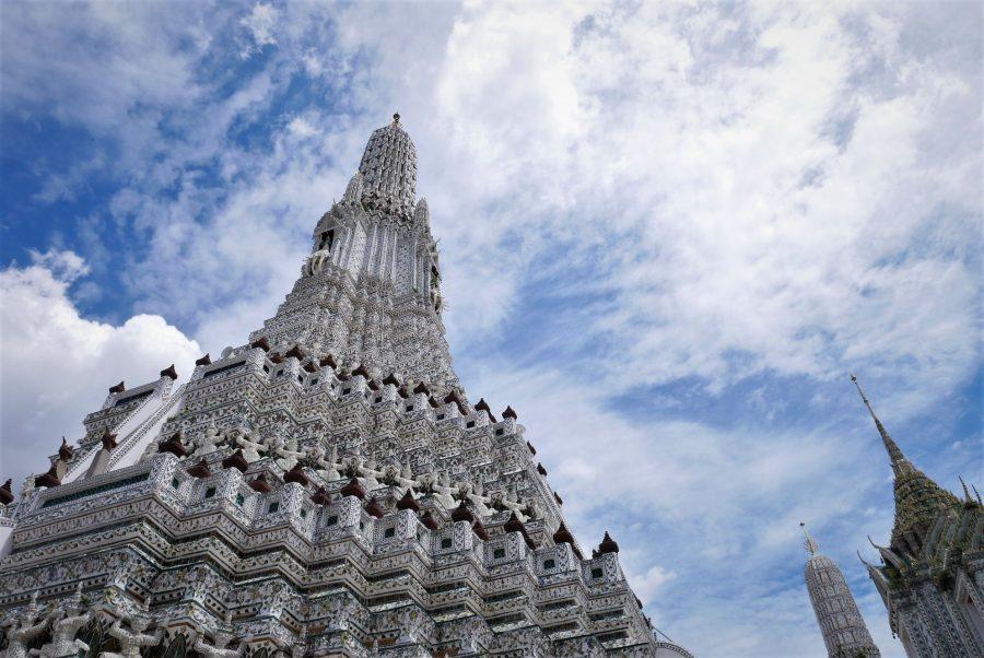 Templo del Amanecer en Bagkok