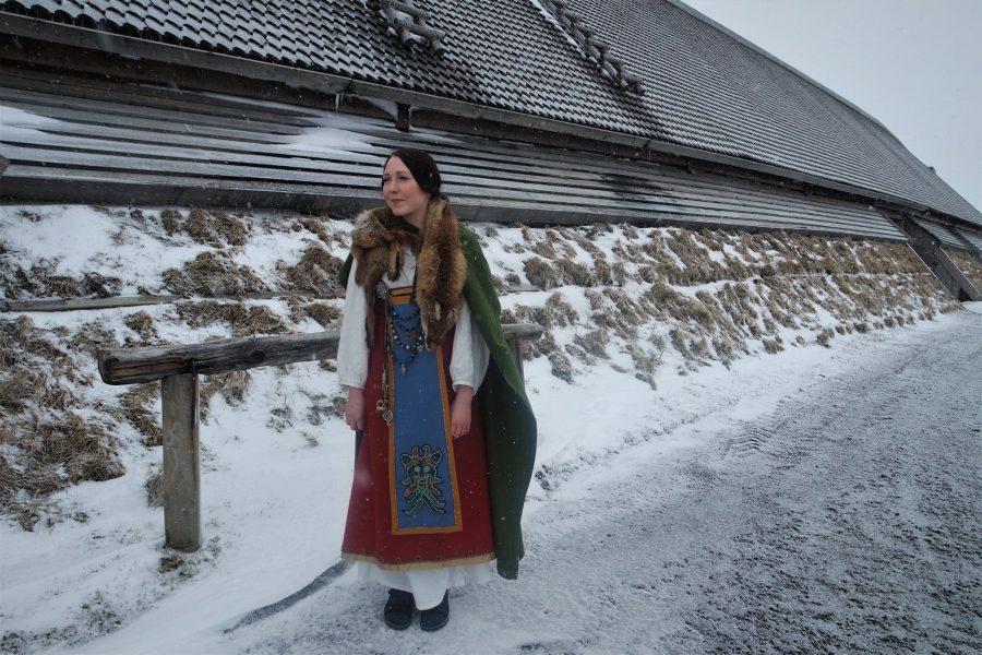 Visita al museo vikingo de las islas Lofoten