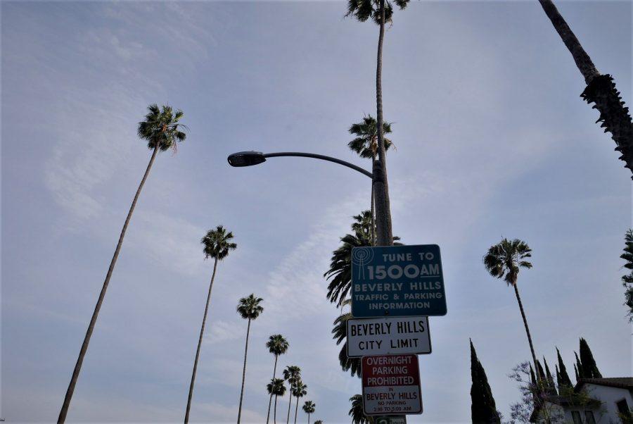Avenida de Beverly Hills