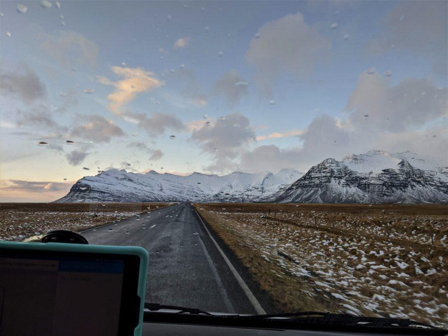 Carreteras del sur de Islandia