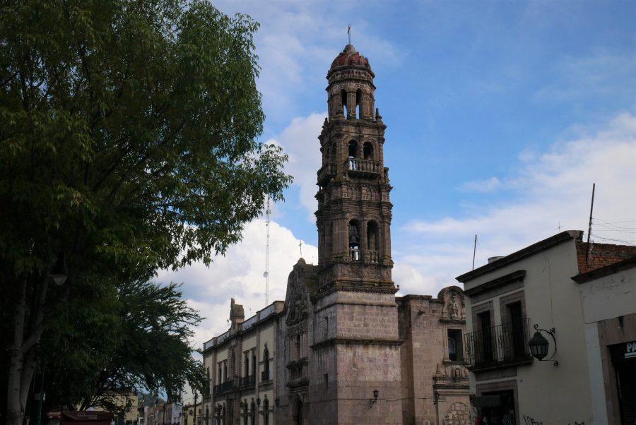 Centro histórico de la ciudad de Morelia