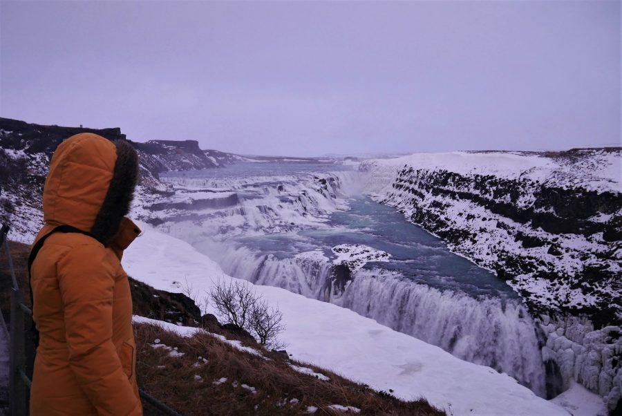 Ruta de 7 días por Islandia, cascada de Gullfoss