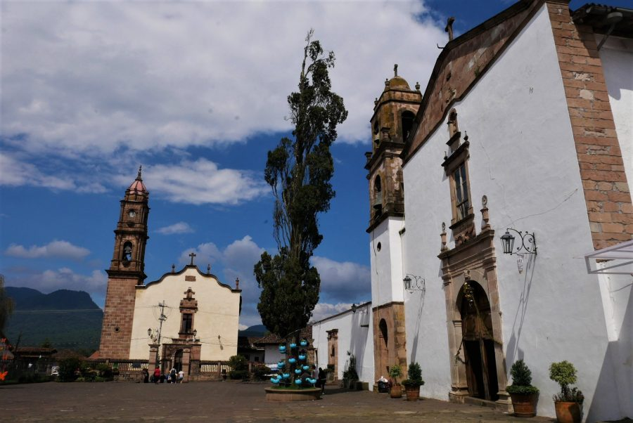 Santa Clara del Cobre, pueblo mágico de Michoacán