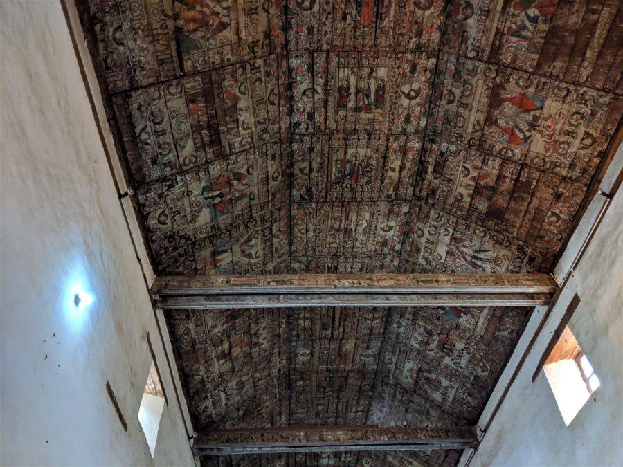 Templo de Santiago, capilla de Tupátaro