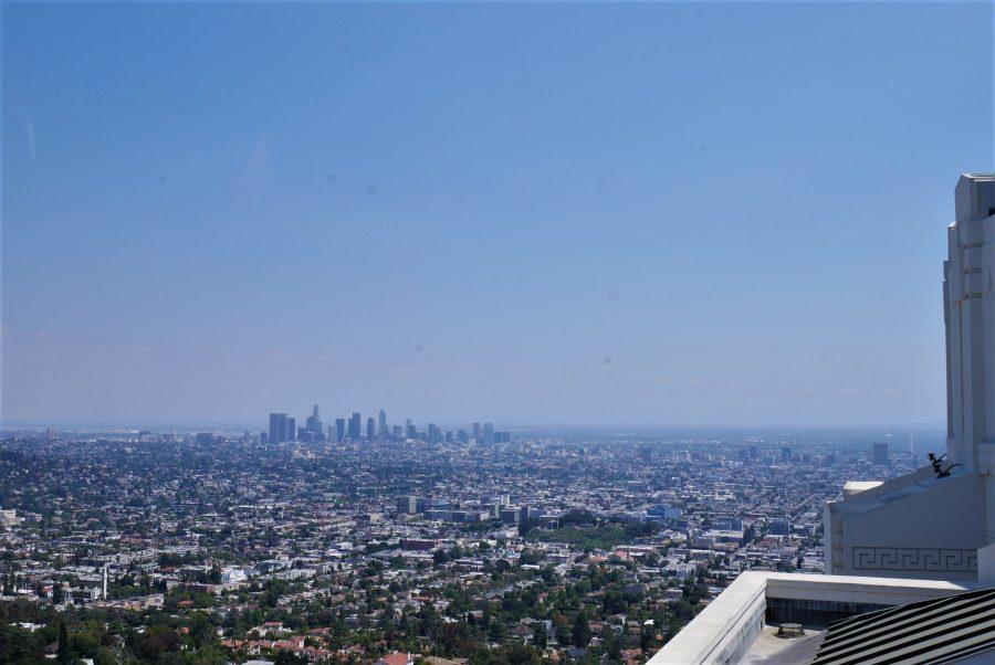 Vistas desde el Griffith