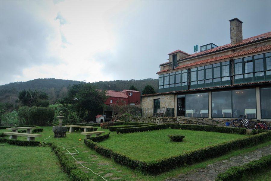 Alojamiento en Finisterre