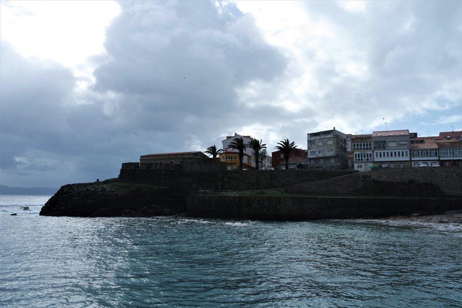 Castillo de San Carlos, qué ver en Finisterre