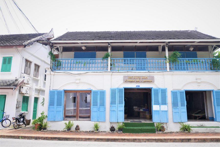 Centro de Luang Prabang, qué ver en Laos