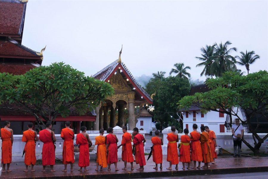 Ceremonia de las Almas en Luang Prabang