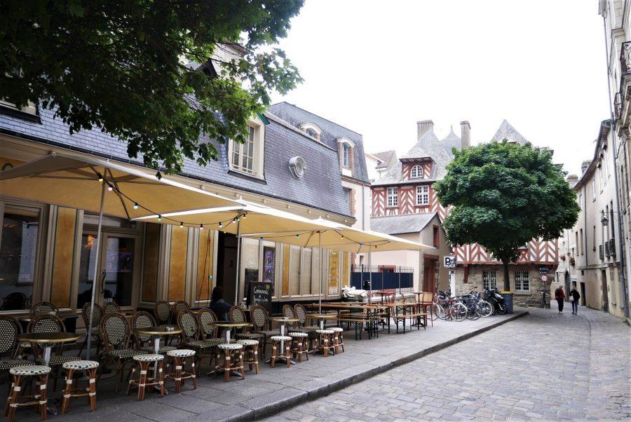 Dónde comer en Rennes, bistro típica